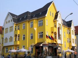 Hotel Karlshorst, hotel in Lichtenberg, Berlin