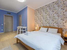 BonApart, hotel near Lviv International Airport - LWO,