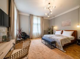 Nest - Urban Rooms, отель в Дьёре