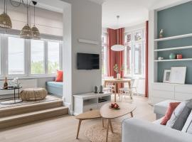 Sanhaus Apartments - Apartamenty La Playa, self catering accommodation in Sopot