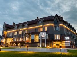 Готельно-рестораний комплекс Silver, hotel v destinaci Ivano-Frankivsk