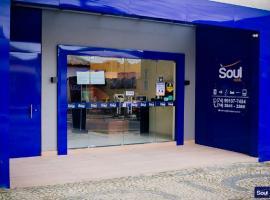 Hotel Soul, hotel em Senhor do Bonfim