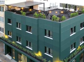 Nin&Bau Sarri 2, serviced apartment in Athens