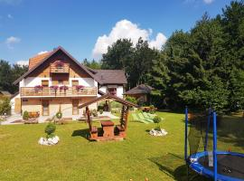 Guesthouse Green Valley, guest house in Jezerce