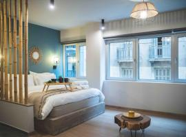 Rooster Suites, pet-friendly hotel in Athens