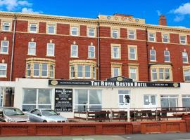 The Royal Boston Hotel, hotel in Blackpool