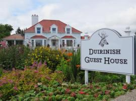 Duirinish Guest House, guest house in Portree