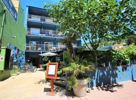 Pensión Hostel Costa Brava, hostel in L'Estartit