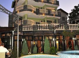 Boryana Hotel, отель в Бургасе