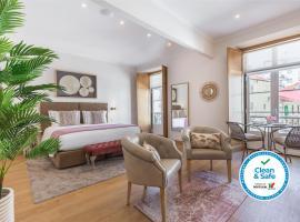 With You Suites, apartament a Lisboa