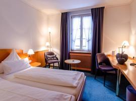 Hotel Gasthof Hecht, отель в городе Вольфах