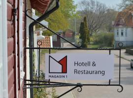 Hotell Magasin 1, hotel i Mörbylånga