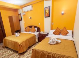 Suite Plaza Hotel Residencial, hotel in Trujillo