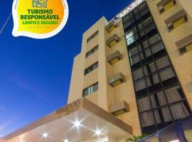 Marinas Maceió Hotel, hotel near Cruz das Almas Beach, Maceió