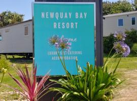 Newquay Bay Resort, Porth, resort in Newquay