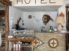 Green Gallery Hotel and Restaurant, hotel in Muravera