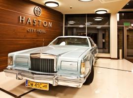 Haston City Hotel, hotel in Wrocław