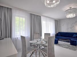 CRYSTAL Apartament – hotel w pobliżu miejsca Molo w Kołobrzegu w Kołobrzegu