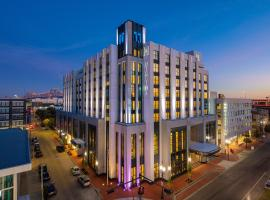 The Higgins Hotel New Orleans, Curio Collection By Hilton, отель в Новом Орлеане