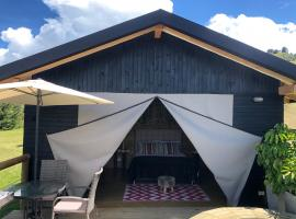 Glamping Llanogrande, campground in Rionegro