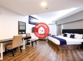 Capital O 978 Midaris Hotel, hotel in Pudu, Kuala Lumpur