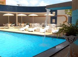 Hotel Praia Ponta d'Areia, hotel in São Luís