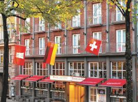 Hotel Baseler Hof, hotel near Am Rothenbaum, Hamburg