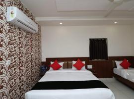Jodha The Great - Kuberpur, hotel in Agra