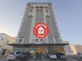 OYO 129 Al Bayrahaa Hotel Apartments, hotel in Muscat
