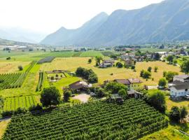Agritur Airone Bed & Camping, hotel near Rigolor, Levico Terme