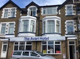 The Avari Hotel, hotel near Central Pier Blackpool, Blackpool