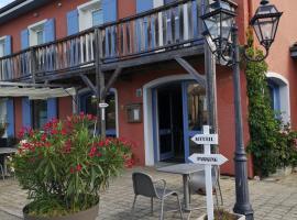 Hôtel Rose des Vents, hôtel à Baix