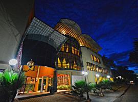 Mackinnon Suites, отель в Кампале