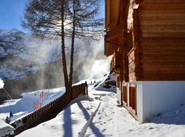 Apartments Les Marmottes, hotel near Furi - Riffelberg, Zermatt