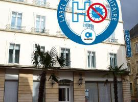 Hotel du Louvre, hotel in Cherbourg en Cotentin