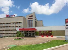 Ibis Belem Aeroporto, hotel in Belém