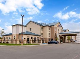 Comfort Inn & Suites Amarillo, hotel in Amarillo