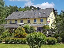 Hotel Admiral, hotel dicht bij: Golfclub van Lipno, Lipno nad Vltavou