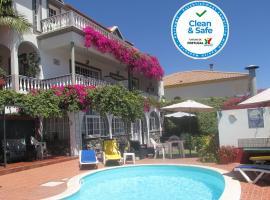 Apartments Vista Oceano, hotel cerca de CIFIC - Centro Internacional de Ferias y Congresos de Madeira, Funchal