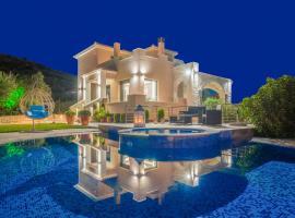 Romanza Luxury Villa, hotel near Archelon, Kalamaki