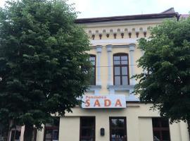 Pensiunea SADA, pensiune din Făgăraş