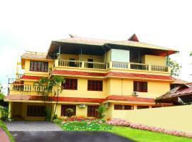Cochin Residency, hotel near Kochi International Airport - COK, Ernakulam
