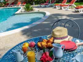 Servotel Saint-Vincent, hotel near Allianz Riviera Stadium, Nice