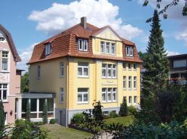 Haus Niedersachsen, budget hotel in Bad Salzuflen