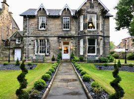 Abercorn Guest House, boutique hotel in Edinburgh