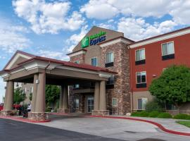 Holiday Inn Express & Suites Limon I-70 (EX 359), an IHG hotel, hotel in Limon