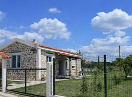 The Stone House, hotel near Traianoupolis, Nípsa