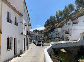Casa Cueva El Puente, hotel en Setenil de las Bodegas