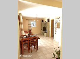 Jilda s Apartment with private garden!, pet-friendly hotel in Nafplio
