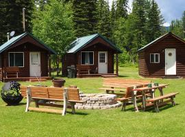 Stanton Creek Cabins, hotel v destinaci Pinnacle